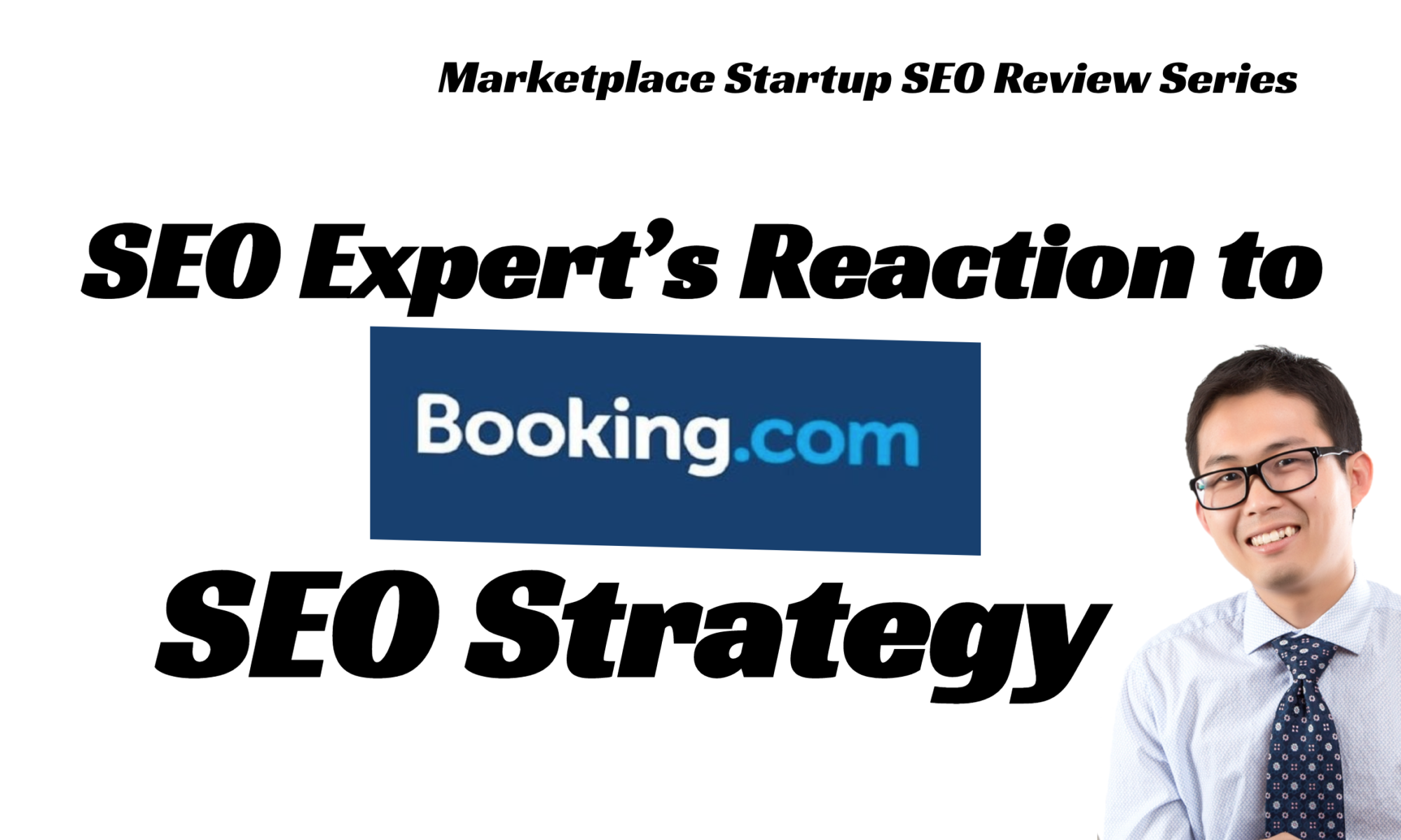 Booking.com SEO strategy review